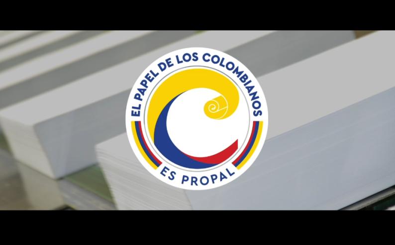 El papel de los colombianos es Propal